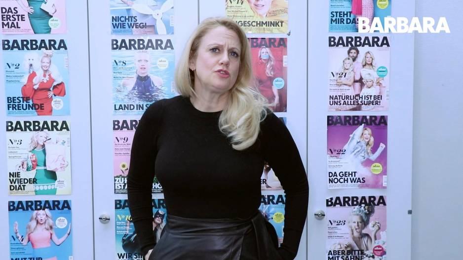 Barbara über delfine