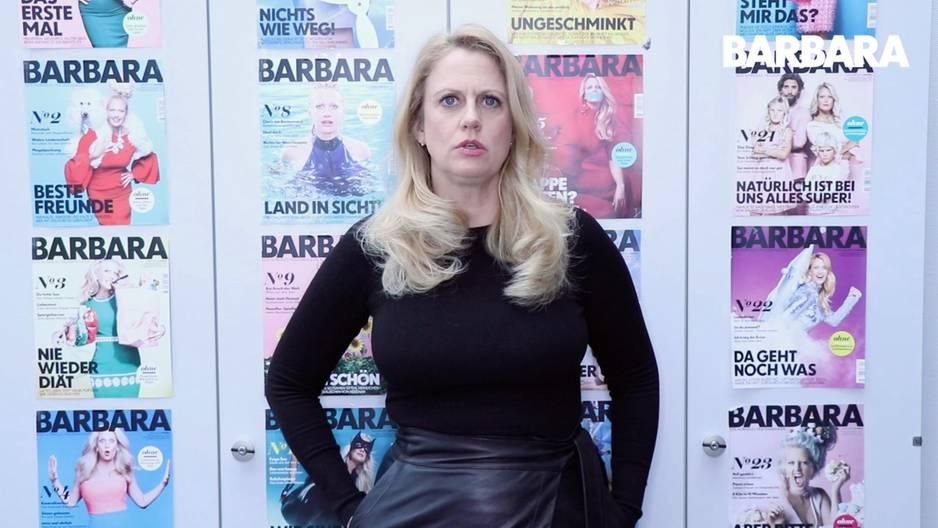 Barbara über ersteshandy