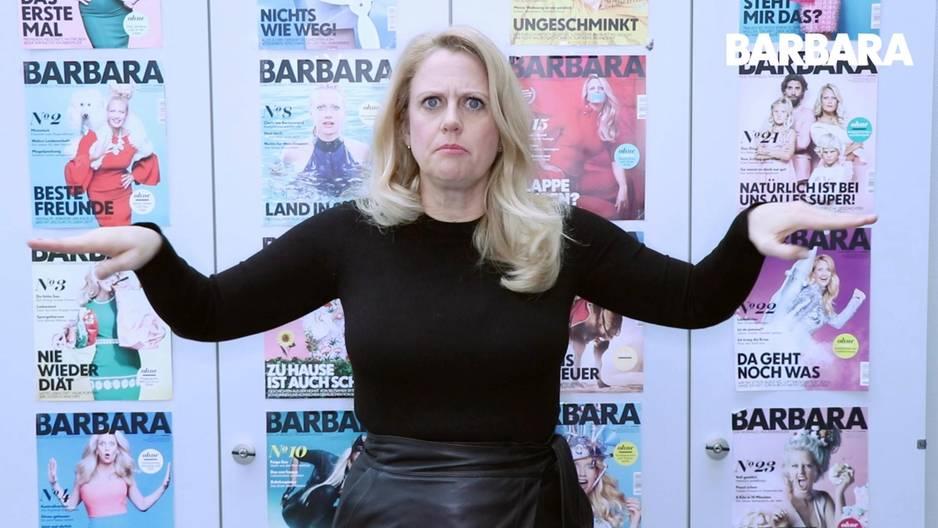 Barbara über feministin