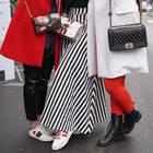Lieblingslooks im Februar: Drei Frauen auf der Straße