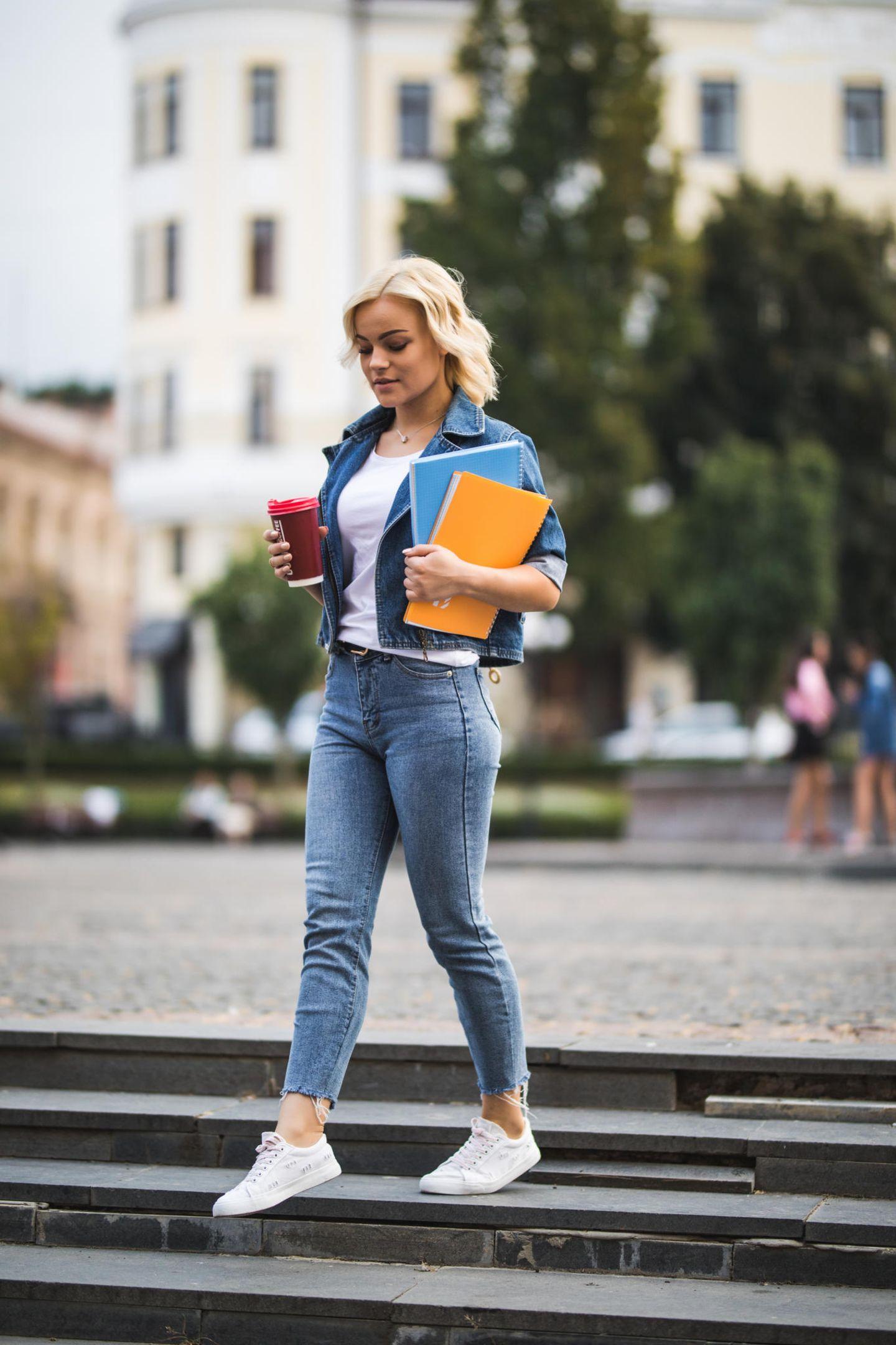 Zierlicher Typ: Figurberatung Jeans: Zierlich, klein und