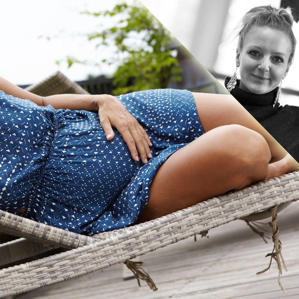 Warum Schwangere ihre Sorgen über Bord werfen sollten