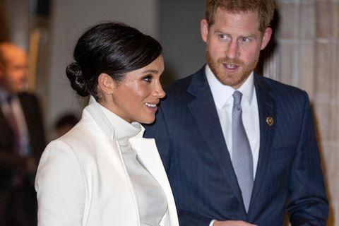Prinz Harry macht Andeutungen: Bekommen er und Meghan ein Rekord-Baby?