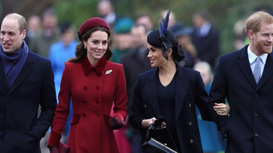 Meghan und Kate: Das steckt hinter ihren Spannungen
