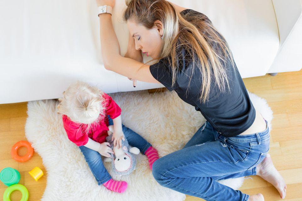 Die Wahrheit ist: Eltern sein ist manchmal stinklangweilig