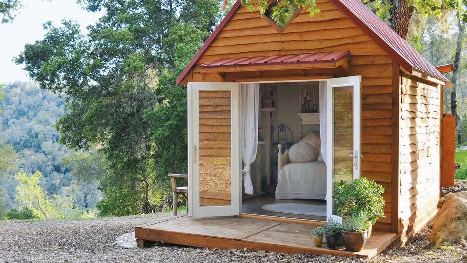 She Sheds - Tiny House für Frauen