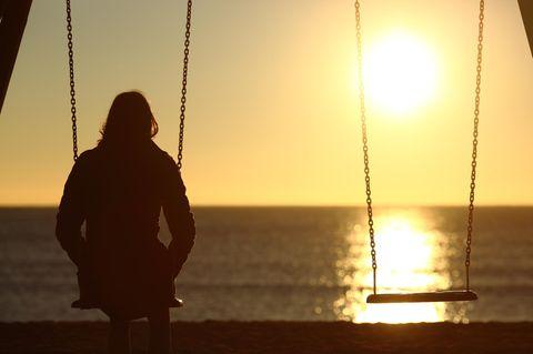 Wenn die beste Freundin stirbt ... ist sie trotzdem nie ganz weg