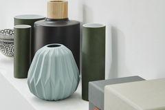 Trendstück: Grafische Vase