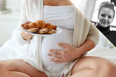 """Warum ich (fast) alles esse – """"obwohl"""" ich schwanger bin!"""