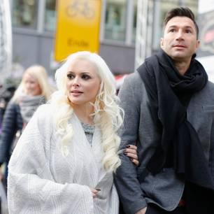 Daniela Katzenberger und Lucas Cordalis