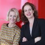 Angela Nelissen (links) undChristiane Haasis (rechts)