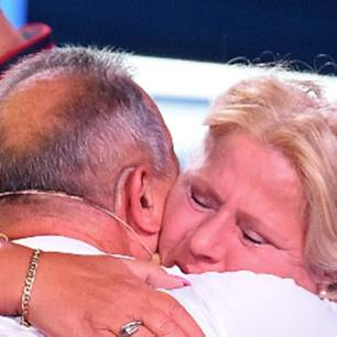 Nach langer Trennung: Wollnys endlich wieder vereint!