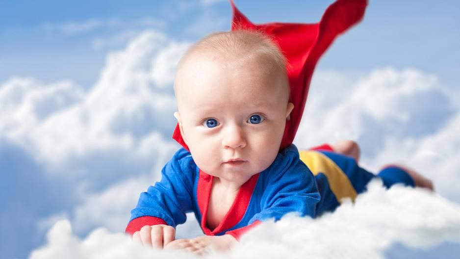 Die 5 schönsten Babynamen aus Kultfilmen