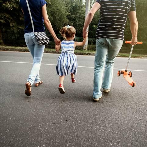 Frankreich Elternteil 1 Und Elternteil 2 Statt Vater Und Mutter