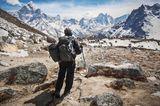 """Der """"Great Himalaya Trail"""" durchquert den gesamten nepalesischen Teil des Himalayas."""