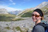 """Autorin Sarah Baxter hat die """"500 Walks"""" zusammengestellt."""