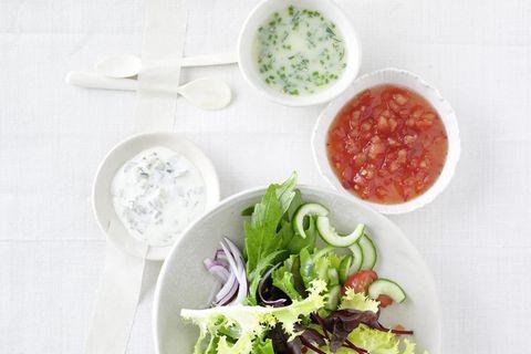 Salatdressing - Die besten Rezepte