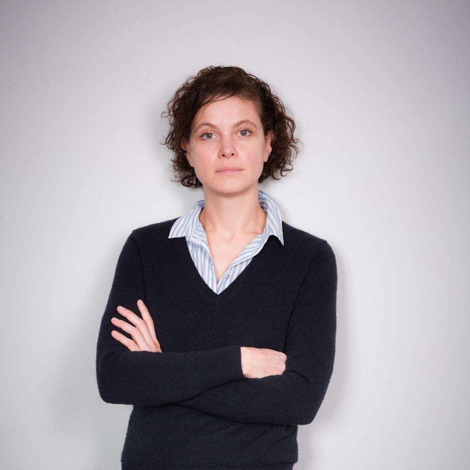 """Autorin Caroline Rosales: """"Manche Jobs habe ichnur wegen meines Aussehens bekommen"""""""