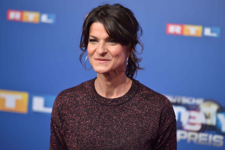 Moderatorin Marlene Lufen