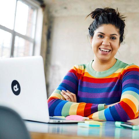 Gründerin Sabrina Spielberger: Kompliziertes Marketing leichter machen