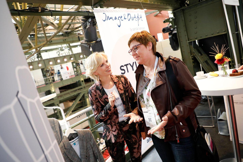 Ein Date mit dem Kleiderschrank – und Fashionstylistin Carola Nahnsen