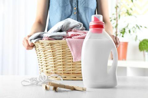 Waschmittel-Allergie: Waschmittel