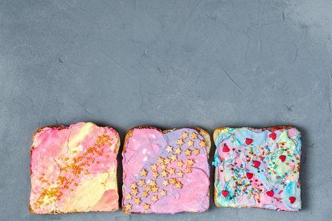 Mermaid Food: Das sind die SCHÖNSTEN Rezepte des Sommers