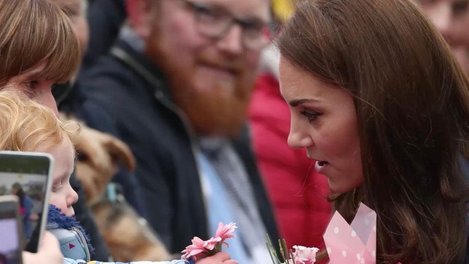 Herzogin Catherine: So äußert sie sich zu den Schwangerschaftsgerüchten