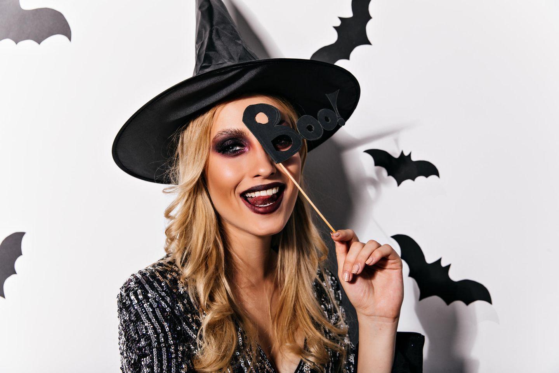 Halloween Schminktipps Kinder Hexe.Hexe Schminken Anleitungen Zum Selbermachen Brigitte De