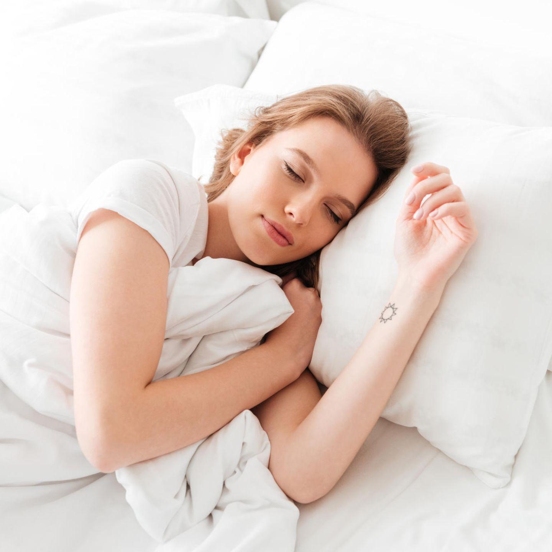Anti-Aging Schlafen