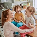 Meine Kinder bekommen Süßes. Na und?