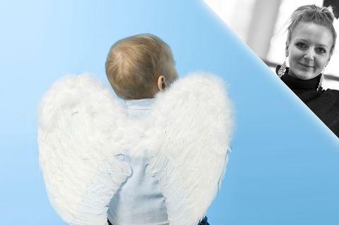 Warum ich fest daran glaube, dass mein Baby gaaanz brav sein wird...