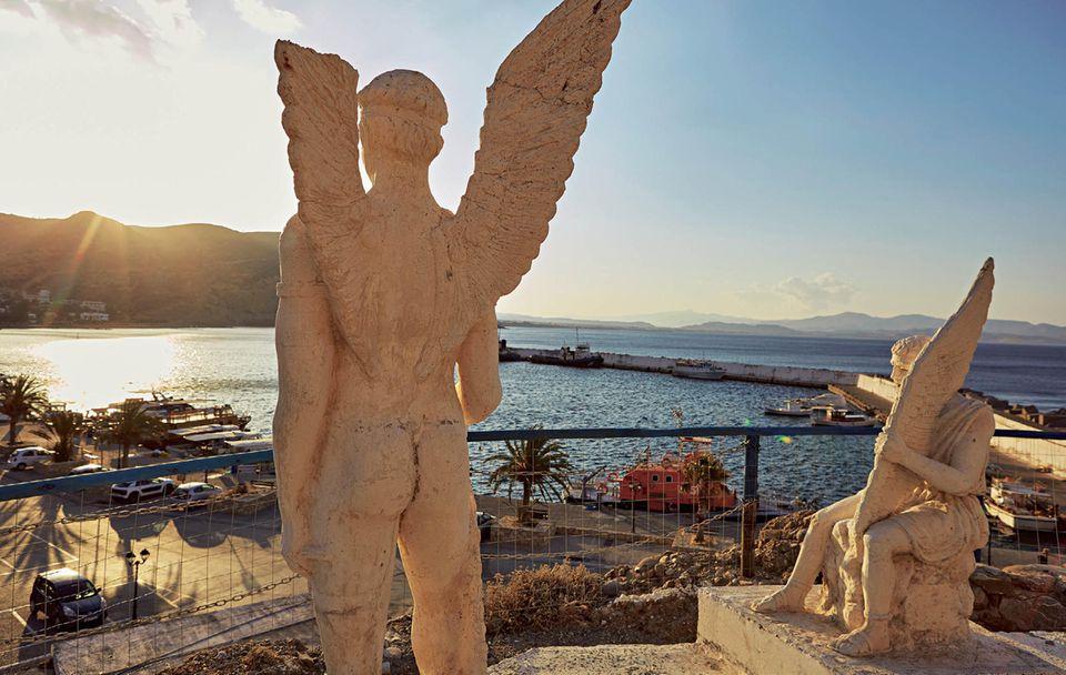 Reisen mit Kind: Tipps für einen Familienurlaub auf Kreta - Ikarus