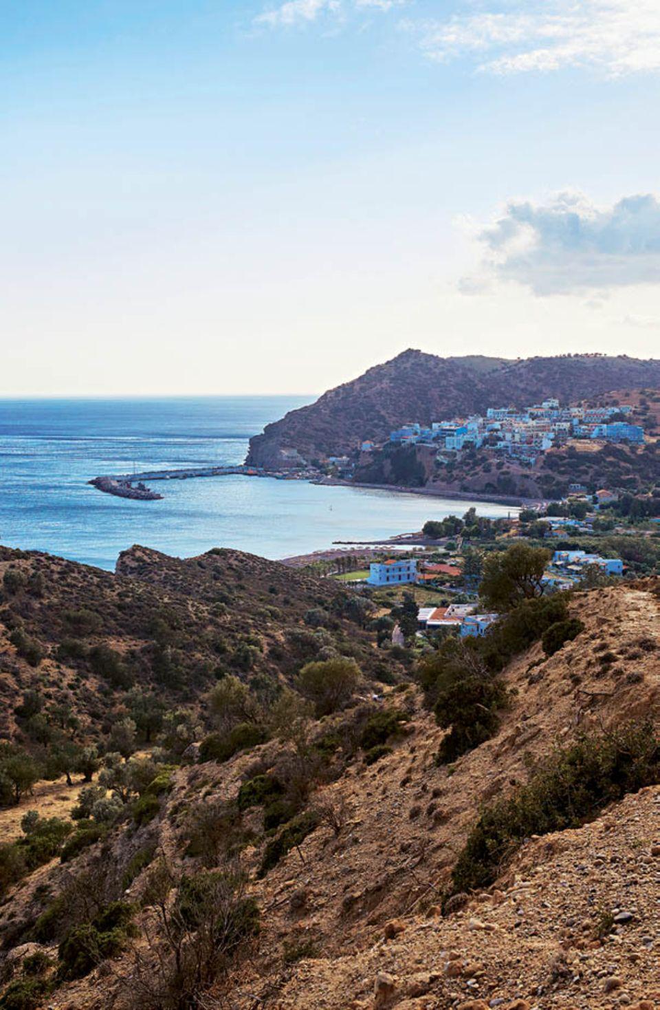 Reisen mit Kind: Tipps für einen Familienurlaub auf Kreta - Agia Galini