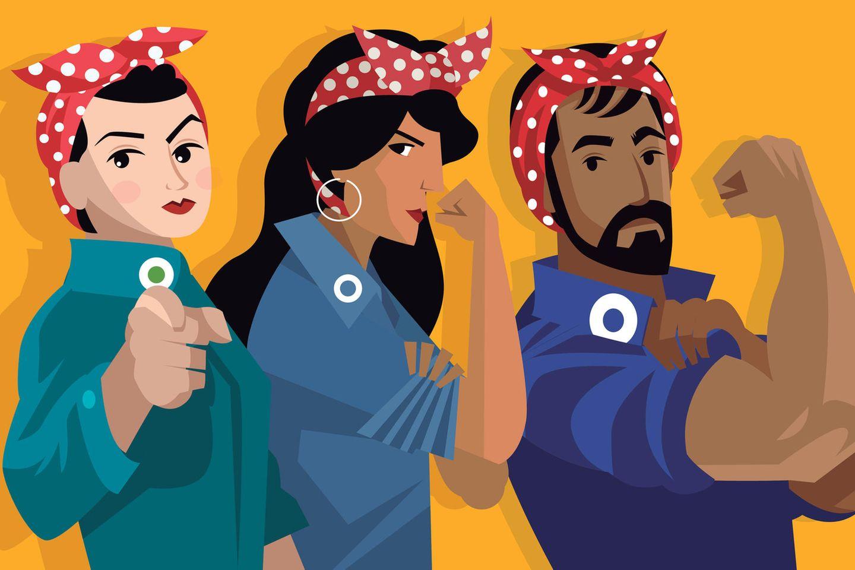 Inspiration und Ikone: 5 Dinge, die wir von RBG lernen können