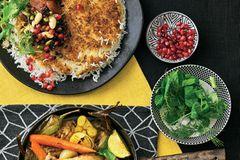 Persischer Reis mit Huhn