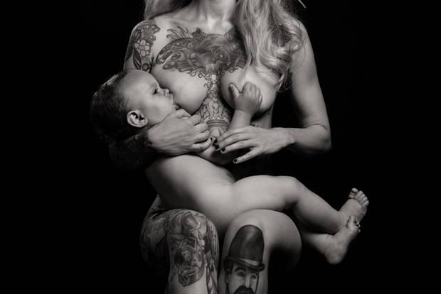 Mutter sein und sich schön fühlen: Diese Fotos zeigen, dass es geht!