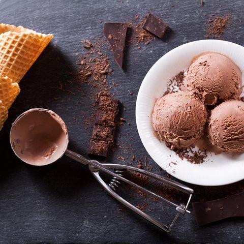 Veganes Schokoladeneis Rezept