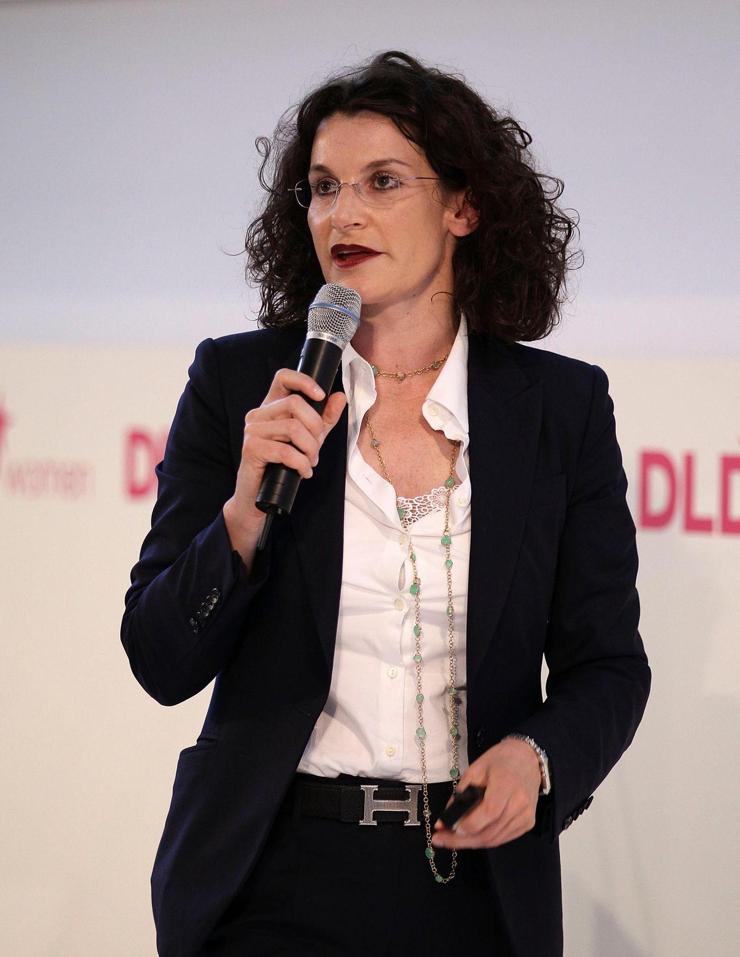 Equal Pay Day: Tina Müller