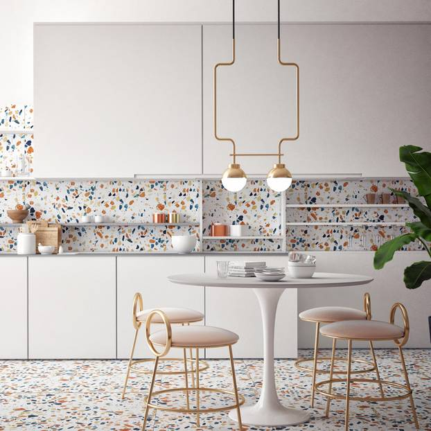 Wohntrend 2019: Terrazzo