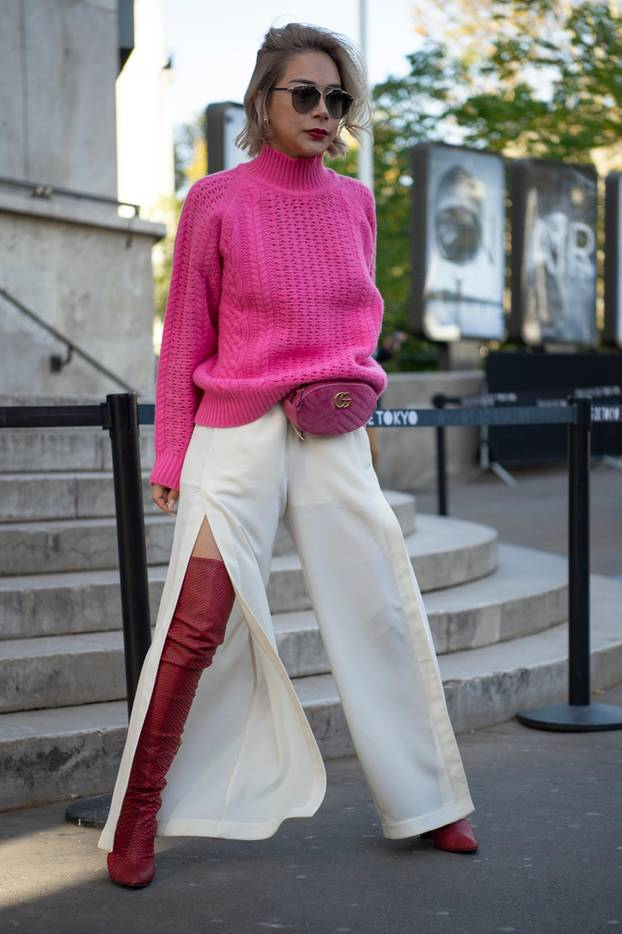 Pink: Pinker Streetstyle Look