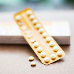 Suizid durch Pille? Pillenpackung