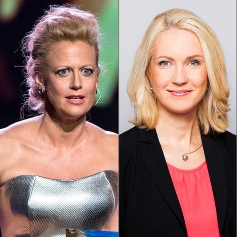 Gender Pay Gap. Barbara Schöneberger, Manuela Schwesig und Motsi Mabuse