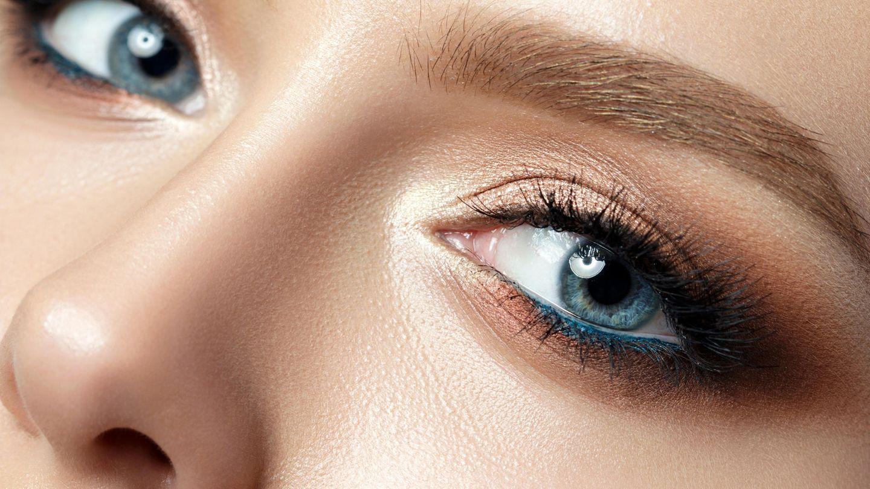 Blaue Augen schminken - Tipps und Tricks  BRIGITTE.de