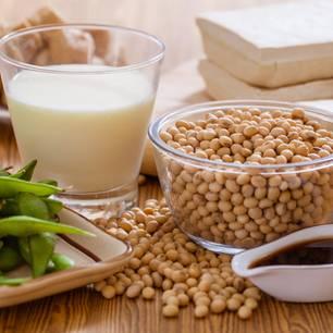 Sojaallergie: Sojaprodukte