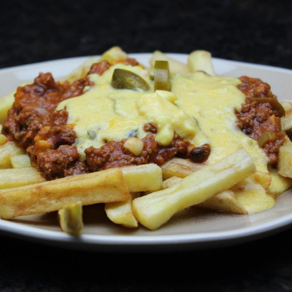 Chili Cheese Fries Rezept