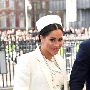 Meghan Markle: Meghan und Harry in London