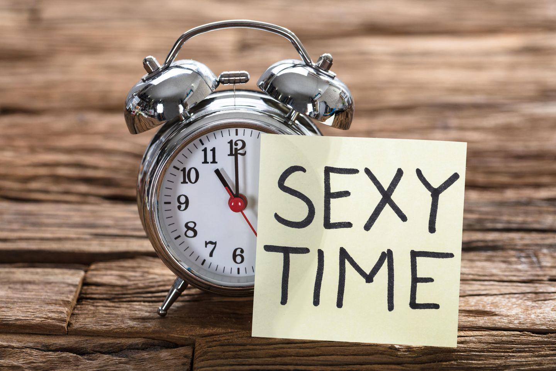 Die Wahrheit ist: Nach zehn Jahren hat niemand mehr sieben Mal die Woche Sex