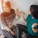 Meine Freundin ist eine reiche Tochter: Zwei Frauen streiten