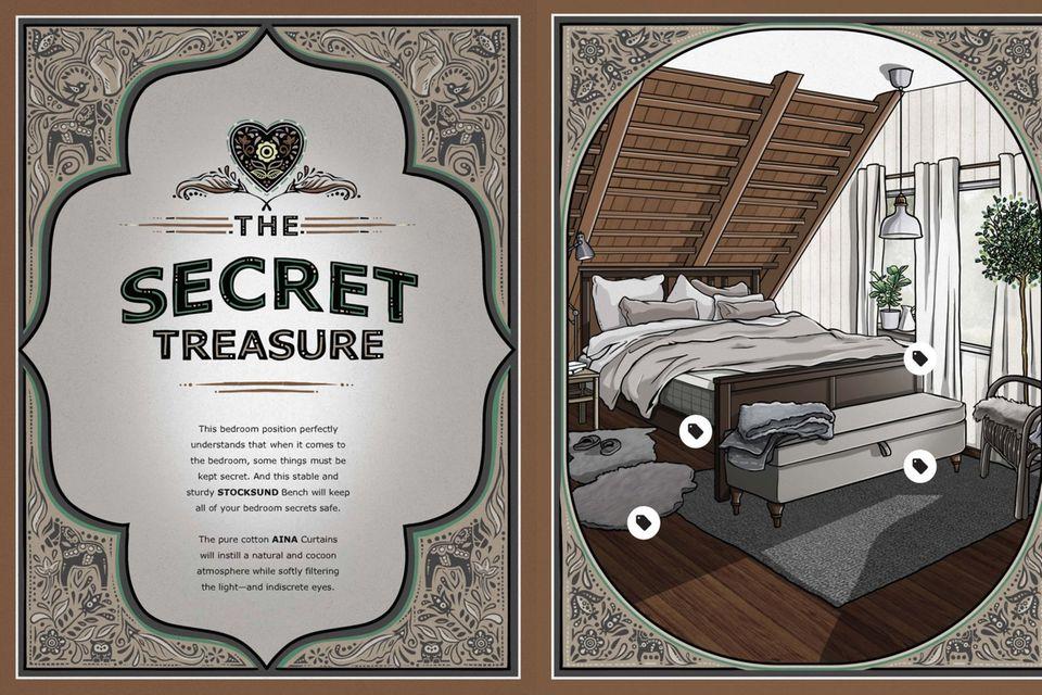 IKEA Kama Sutra Secret Treasure